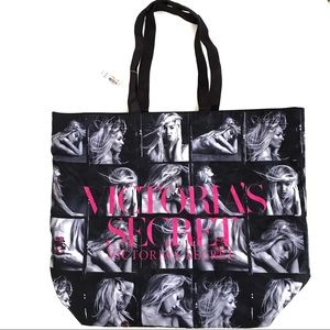 NWT Large Victoria's Secret Tote Bag